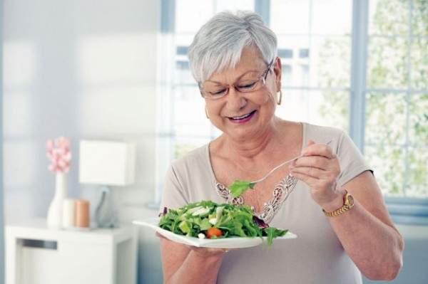 غذاء يفيد كبار السنّ