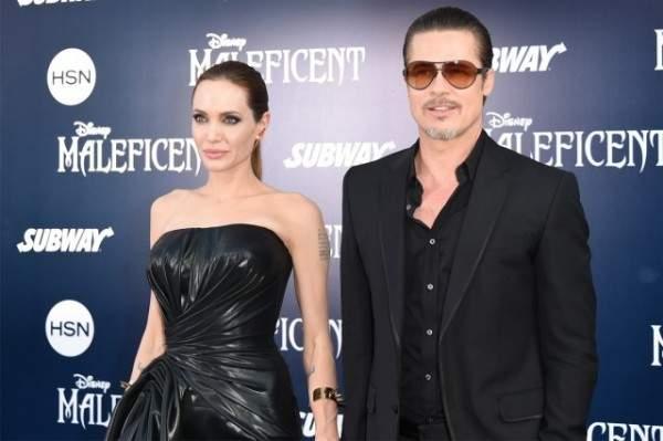 أنجلينا جولي وبراد بيت يتفقان على إحاطة قضية طلاقهما بسرية تامة