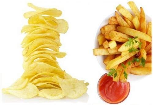 هل سمعتم يوماً عن ريجيم البطاطا المقلية والشيبس؟ إليكم أغرب ريجيم لخسارة الوزن