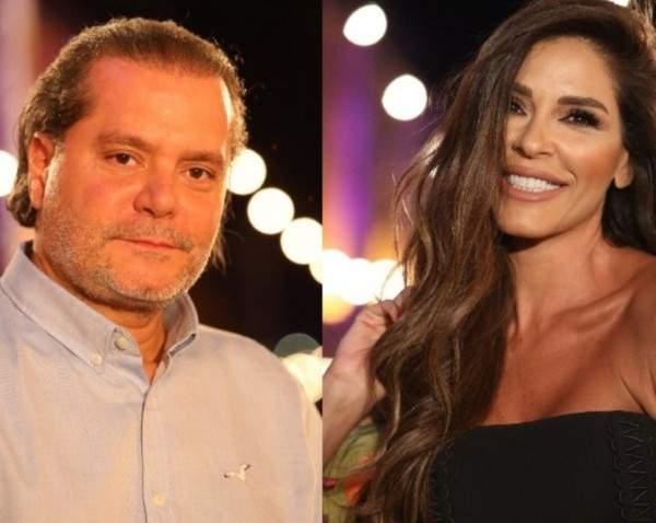 زينة الراسي تغني وترقص مع هاني العمري في
