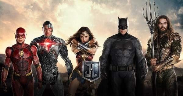 Justice League ينافس على لقب أعلى أفلام 2017 جَنيا للأرباح