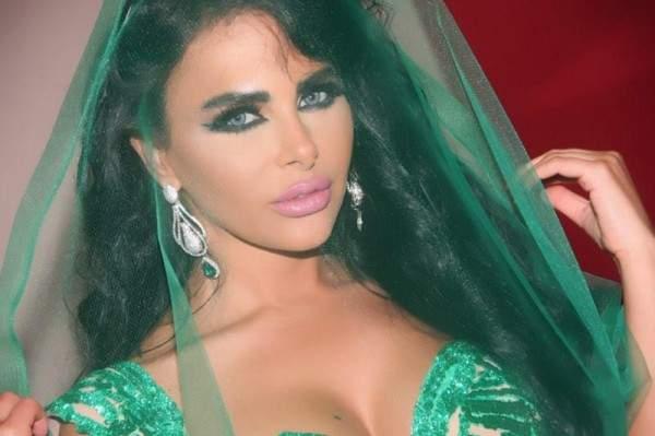 """ليال عبود :""""شيفرة تمام بليق كانت شيفرة إما أفتحها على نفسي أو أغلقها"""""""