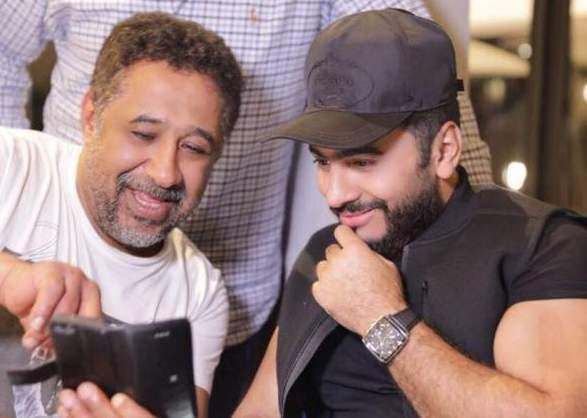 هل فشل الديو بين تامر حسني والشاب خالد؟!
