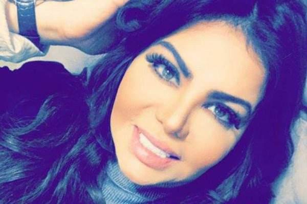 مها محمد تنهي الجدل حول جنسيتها