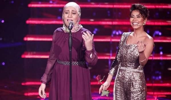 نداء شرارة تدعو للمصالحة مع شيرين عبد الوهاب وتغني لها هذه الأغنية- بالفيديو