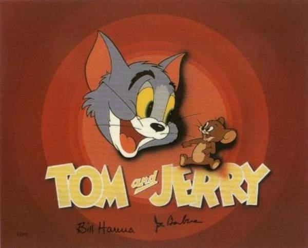 توم وجيري.. ميولهما كانت سادية وأحد مبتكريهما عربي