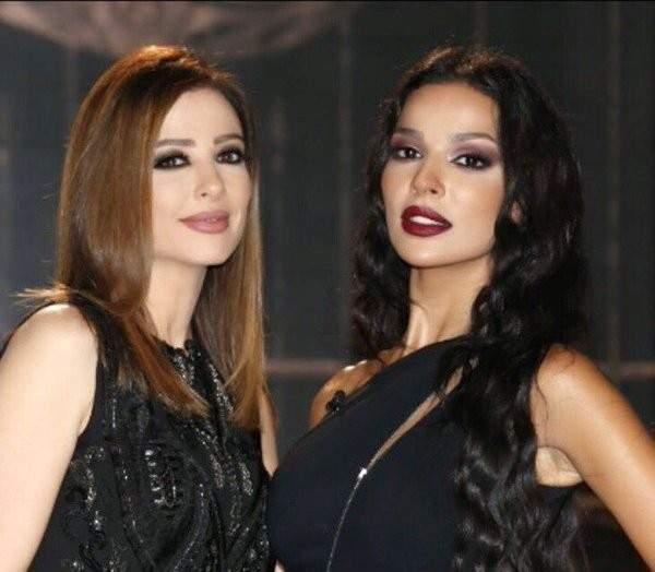 نادين نسيب نجيم تبكي وترد على إهانة سلافة معمار ورأي عابد فهد