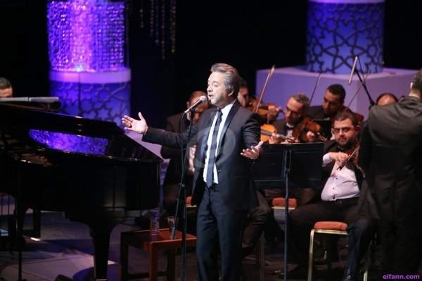 مع مروان خوري لا ينام الحب في دار الأوبرا