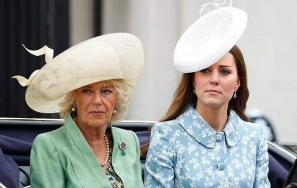 زوجة الامير تشارلز لا تحب كيت ميدلتون وحاولت ابعادها عن الامير ويليام