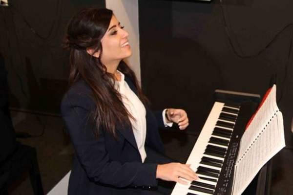 نادين ناصيف للفن: لا أحب أن أكون محدودة وأحلم بتأليف كورال كبير