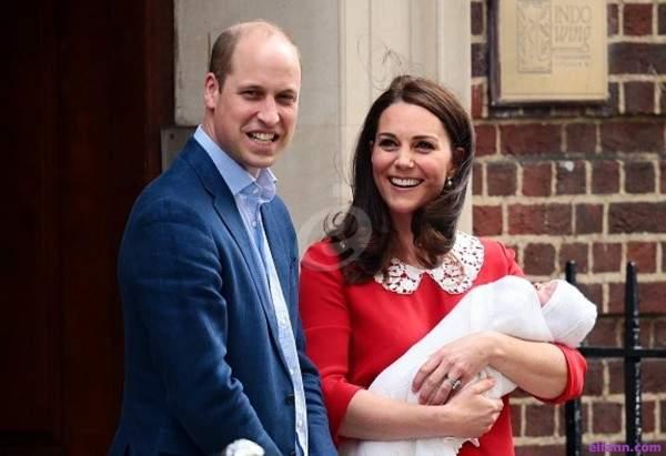 عمادة نجل الأمير ويليام الثالث لويس تتم بغياب الملكة اليزابيث والسبب؟ بالصور
