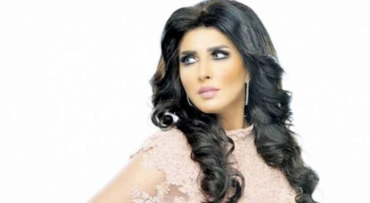 زهرة عرفات تثير الجدل بقبلتها وإحتضانها صالح الراشد- بالفيديو