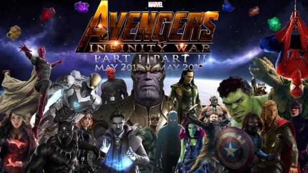 بدء تصوير فيلم avengers infinity war أوائل 2017