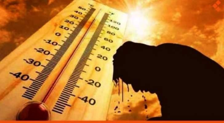 مدينة سعودية تسجل أعلى درجة حرارة اليوم وفي العالم!-بالصورة
