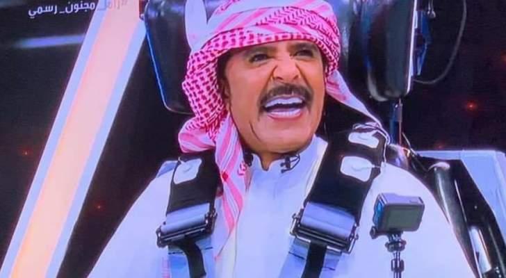 عبد الله بالخير يحصد إعجاب الناس بعد حلقة رامز مجنون رسمي