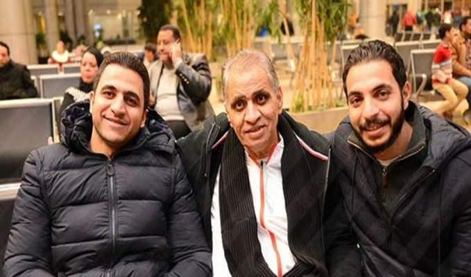"""صدور الحكم بحق إبني أحمد السبكي بتهمة حيازة مخدرات وهو يصفه بـ""""القاسٍ"""""""