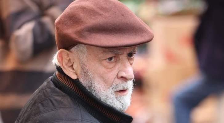 """أحمد الزين دليلٌ حيّ على عظمة ممثل ناهز الـ 70 عاماً في """"للموت"""""""