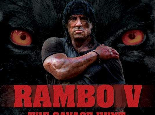 سلفستر ستالون متردد في لعب دور البطولة في رامبو 5