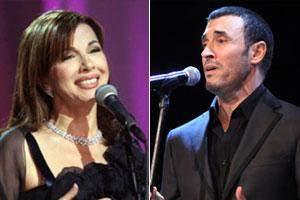 عمل موسيقى مشترك يجمع نجوم العرب.. على أنغام الثورات
