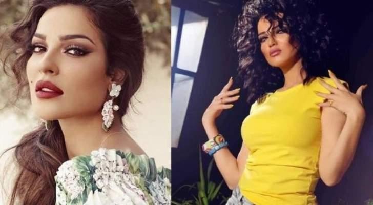 """صفاء سلطان لـ نادين نسيب نجيم :""""أحبها وأحب نجوميتها"""" والأخيرة ترد-بالصورة"""