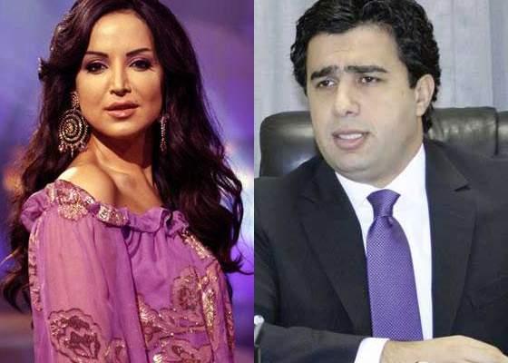 بسريّة.. زواج النائب عقاب صقر من الإعلامية نادين فلاح