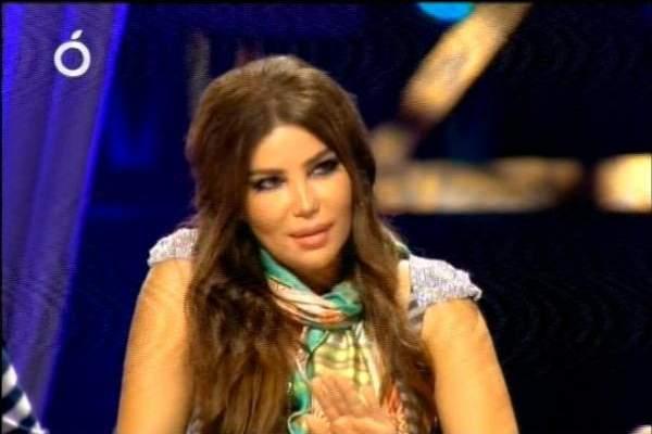 مي حريري: نجوى كرم شقيقة ملحم بركات وليس أكثر !!