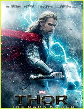 صدور بوستر Thor: The Dark World