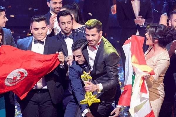 في لحظة الإنتصار.. دموع مروان يوسف تكلمت وابن جبيل جمع لبنان