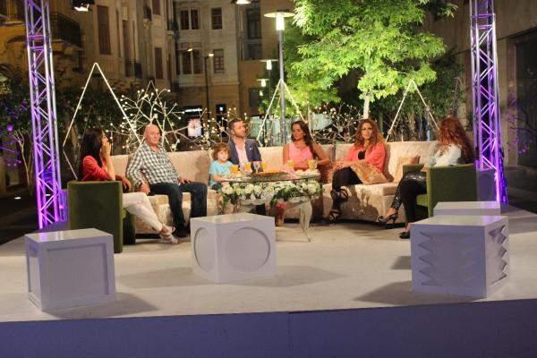 """ليالي رمضان في """"بـ بيروت"""" حافلةٌ بالجمال والفن والأزياء والجوائز..بالصور"""