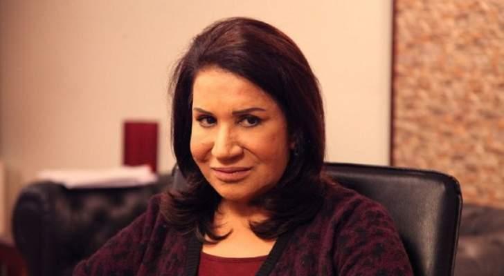 سعاد عبد الله تختار مسلسلها لرمضان المقبل