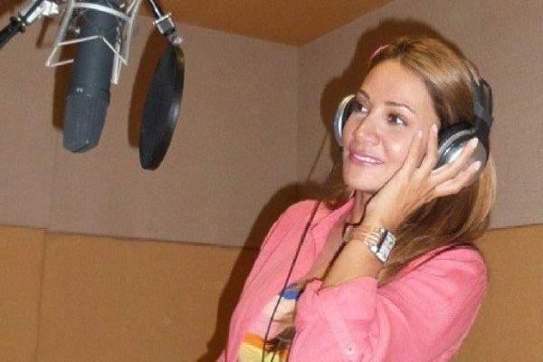ديانا حداد نبيل شعيل وإيهاب توفيق في أوبريت مصري خليجي