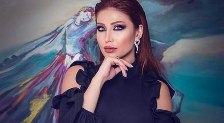 """هبة نور: """"انا عايشة الجو وهو بينعس""""- بالفيديو"""