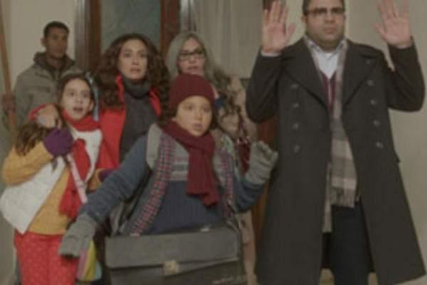 """أسرة """"إمبراطورية مين"""" تنتهي من تصوير مشاهد لندن"""