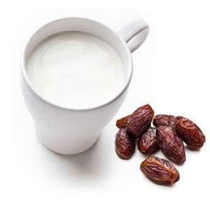 Diet Light: رجيم التمر والحليب