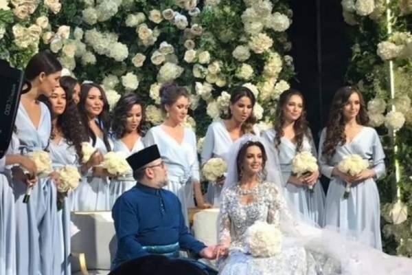 بعد زواجه من ملكة جمال روسية..ملك ماليزيا يصدم الجميع بقراره