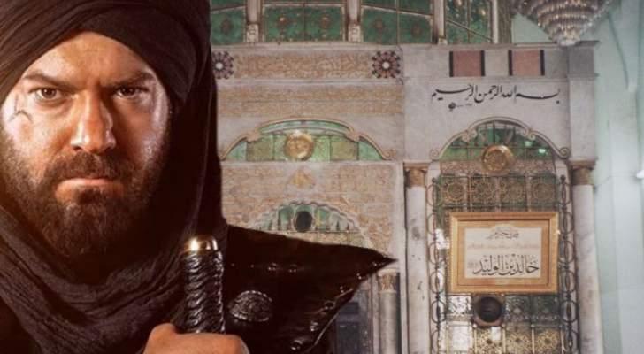 """خاص الفن- مصير مسلسل """"خالد بن الوليد"""" يكشف خلال أيام"""