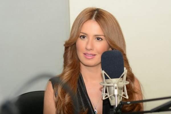 """ميسون أبو أسعد: أنا مع الزواج المدني وسأطلب مليون دولار مقابل أن """"أحلق"""" شعري"""
