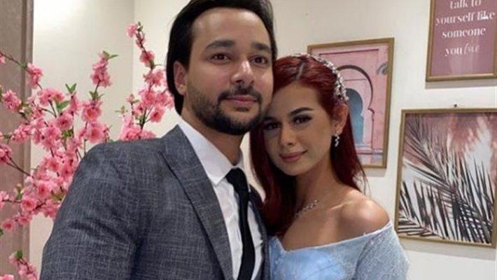 معلومات صادمة تكشف لأول مرة عن محمود المهدي زوج منة عرفة