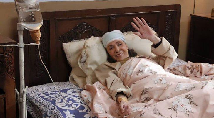 """خاص - """"الفن"""" يكشف حقيقة تدهور صحة سامية الجزائري"""
