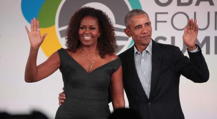باراك أوباما يكشف معاناة زوجته في البيت الأبيض