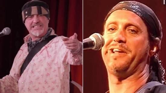 وفاة ممثل كوميدي على المسرح والجمهور يضحك