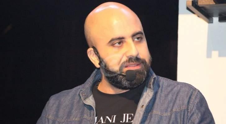 هشام حداد يتفوق على وسام حنا وإليسا ونادين نسيب نجيم بآرائه الوطنية في استفتاء الفن