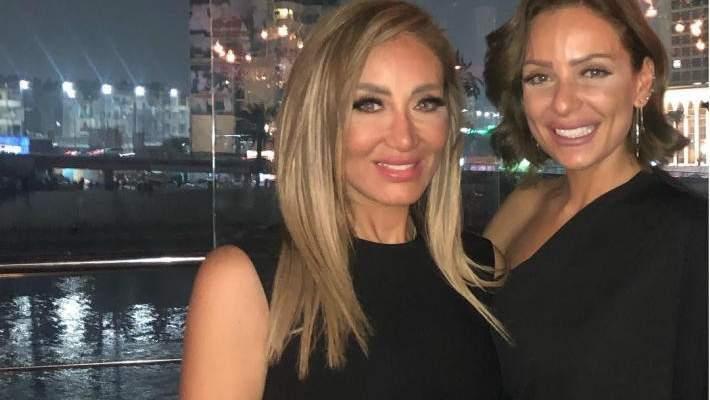 ريهام سعيد تردّ على شائعة طلاقها وتهاجم إحداهنّ..فهل قصدت ريم البارودي؟-بالفيديو