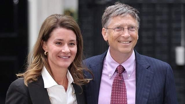 بيل وميليندا غيتس ينفصلان بعد 27 عاما على زواجهما