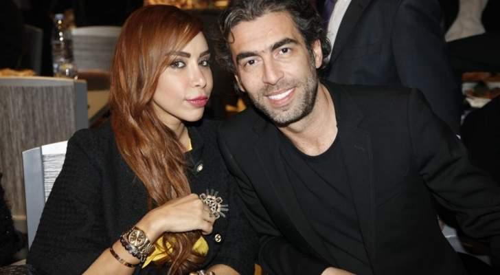 زوجة سعيد الماروق تعلن إنفصالهما بإنتظار صدور حكم الطلاق