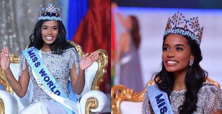 ملكة جمال العالم لعام 2019 من جامايكا