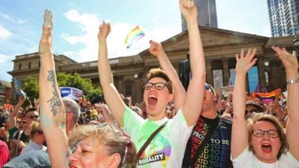 أستراليا تصوّت لصالح زواج المثليين في استفتاء تاريخي