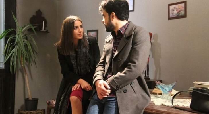 خاص الفن- يزن الخليل مرتاح لشريكته الممثلة اللبنانية