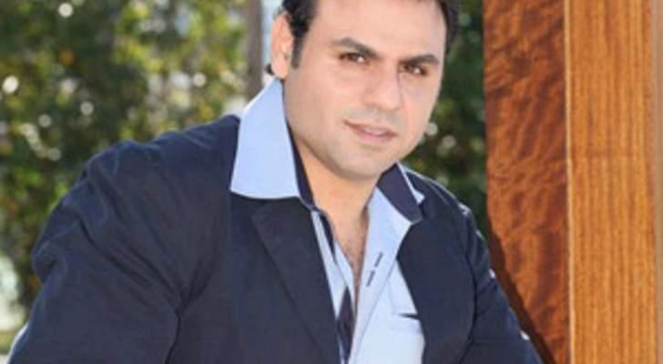 ملحم أبو شديد يفجع بوفاة صديقه-بالصورة