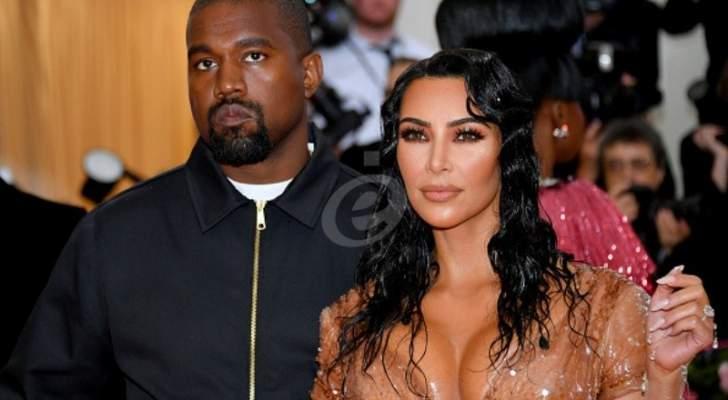 إليكم ثروة كيم كارداشيان وزوجها التي سيتقاسمانها بعد الطلاق